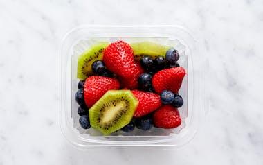 Washed Kiwi and Berries