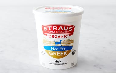 Organic Nonfat Greek Yogurt