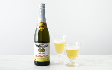 Organic Sparkling Cider