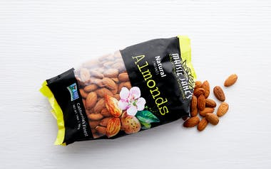 Unsalted Natural Almonds