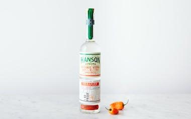 Organic Habanero Vodka