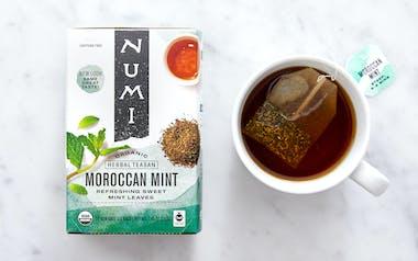 Organic Moroccan Mint Tea Bags