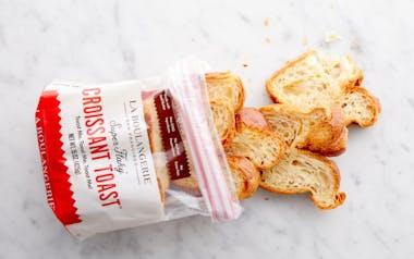Sliced Croissant Loaf