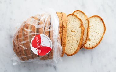 Wheat-Free Sliced Sandwich Batard