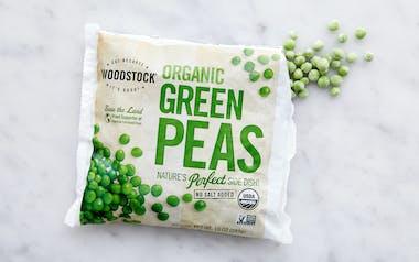 Organic Frozen Green Peas
