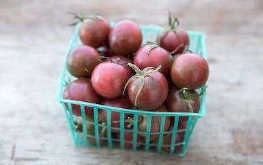 Organic Black Cherry Tomatoes
