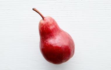 Organic & Fair Trade Red Bartlett Pear (Argentina)