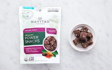 Organic Cacao Goji Power Snacks
