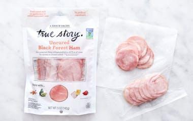 Uncured Black Forest Ham Snack Pack