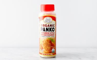 Organic Panko Bread Crumbs