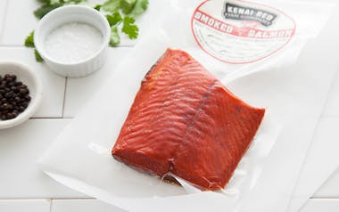 Wild Alaskan Smoked Salmon (Frozen)