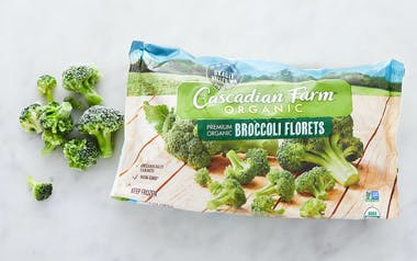 Organic Frozen Broccoli