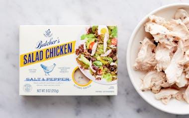 Salt & Pepper Salad Chicken