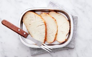 Thick Cut Roasted Turkey