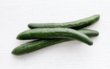Organic Japanese Cucumber Trio