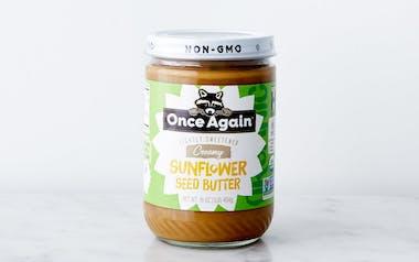 Organic Sunflower Seed Butter