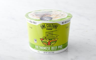 Vietnamese Beef Pho Cup