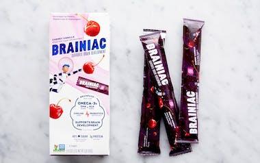 Cherry Vanilla Yogurt Tubes with Brainpack™