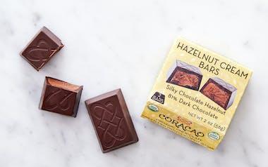 Hazelnut Cream Bars