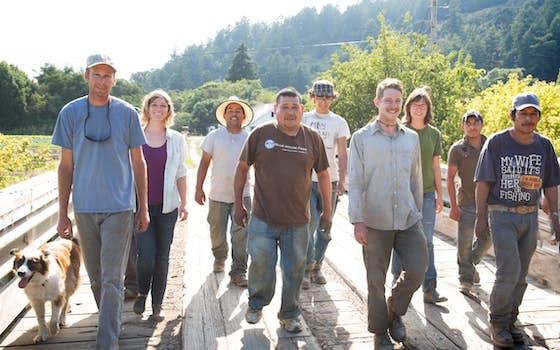 Blue House Organic Farm
