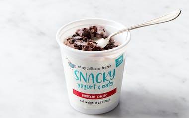 Hibiscus Cacao Yogurt & Oats