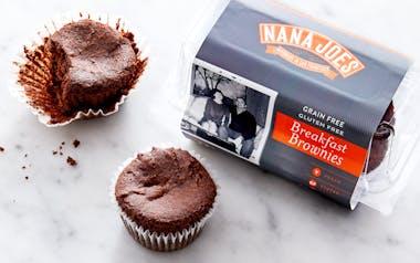 Paleo Breakfast Brownies