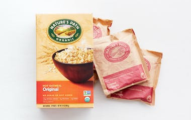 Organic Original Instant Oatmeal