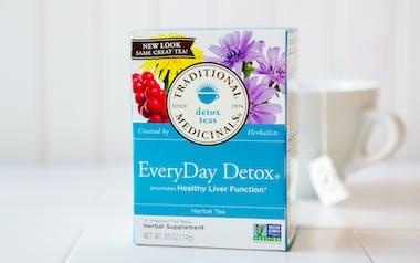 Everyday Detox Tea Bags