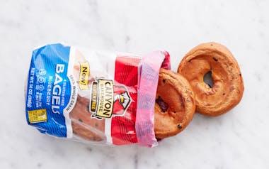 Gluten-Free Blueberry Bagels
