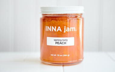 Spring Lady Peach Jam