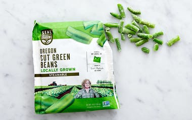 Oregon Frozen Cut Green Beans