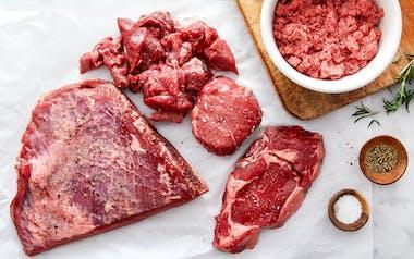 Grass-Fed Mixed Beef Box (Frozen)