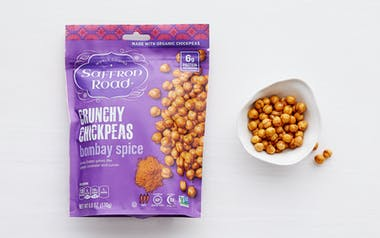 Bombay Spice Crunchy Chickpeas