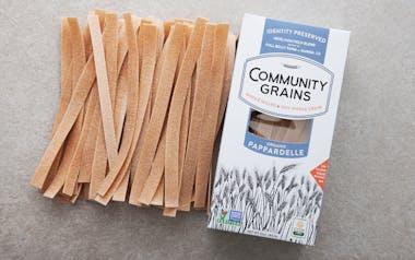 Organic Whole Grain Pappardelle Pasta