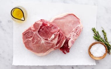 Pastured Pork Porterhouse Chop