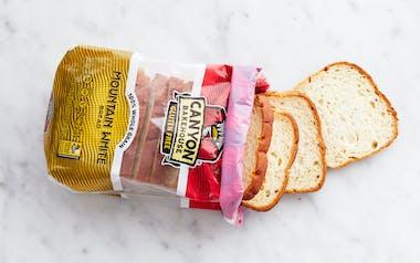 Gluten-Free Mountain White Bread