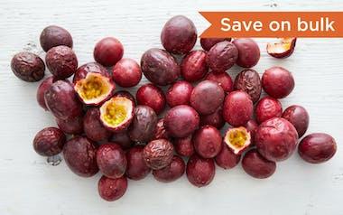 Bulk Organic Passionfruit