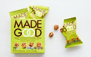 Organic Apple Cinnamon Granola Minis