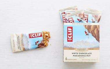 Case of White Chocolate Macadamia Nut Bars