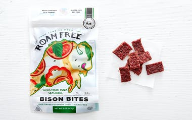 Wood Fired Pizza Bison Bites
