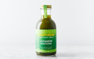 Japanese Matcha Plant-Based Tonic