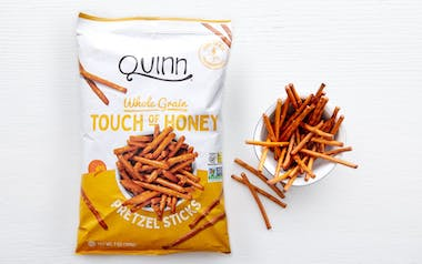 Touch of Honey Pretzels (Gluten-Free)
