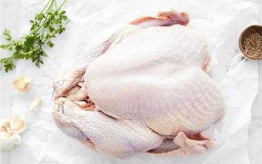 Organic Heirloom Turkey (22-24 lb, Frozen)