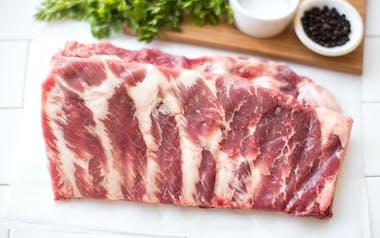 Pastured Pork Spare Ribs (Frozen)