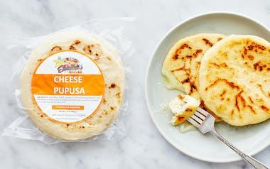 Cheese Pupusas