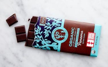 Organic Panama Extra Dark Chocolate