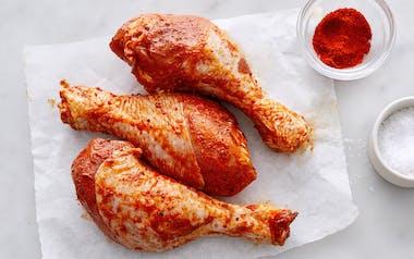 BBQ Marinated Chicken Drumsticks