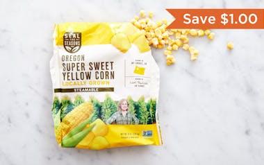 Oregon Frozen Yellow Corn