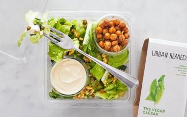 Organic Vegan Caesar Salad