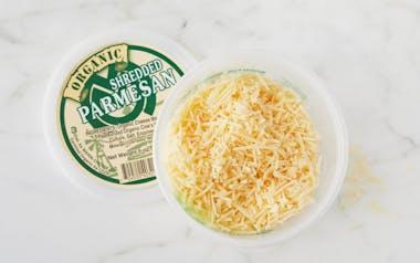 Organic Shredded Parmesan